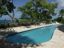 405 Waterside, Paynes Bay, St James, Barbados has a 40m pool