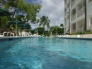 This is the 40M pool at 405 Waterside, St James, Paynes Bay, Barbados
