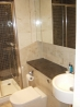 Shower room and WC at 405 Waterside, Paynes Bay, Barbados